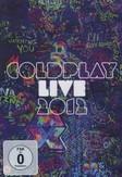 Coldplay - Live 2012 Bright Lights, (DVD)