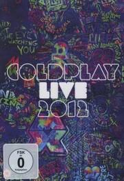 Coldplay - Live 2012 Bright Lights, (DVD) + CD, COLDPLAY, DVDNL