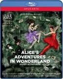 Cuthbertson/Polunin/The Royal Opera - Alice's Adventures In Wonderland, (Blu-Ray) BARRY WORDSWORTH