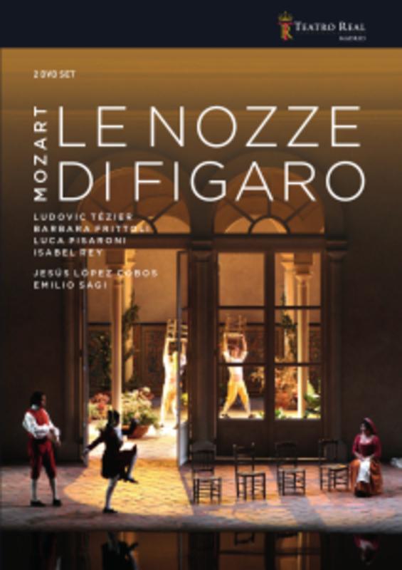 Wolfgang Amaeus Mozart - Le Nozze Di Figaro