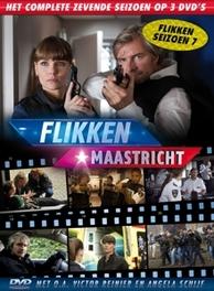 Flikken Maastricht - seizoen 7, (DVD) MET OA. VICTOR REINIER, ANGELA SCHIJF TV SERIES, DVDNL