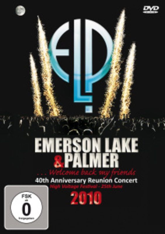 Lake & Palmer Emerson - 40th Anniversary Reunion Concert