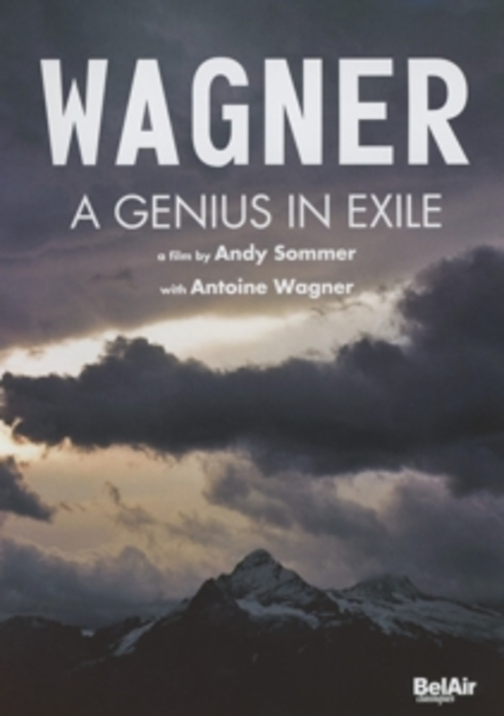 A GENIUS IN EXILE ANDY SOMMER R. WAGNER, DVDNL
