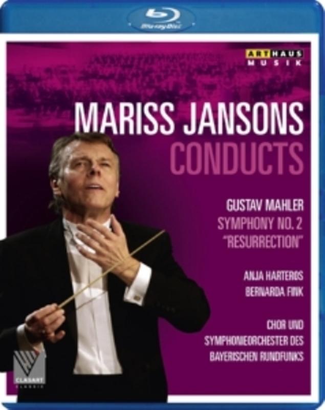 MUNCHEN 2011 MAHLER SYMP.NO.2 *RESURRECTION* MARISS JANSONS, Blu-Ray