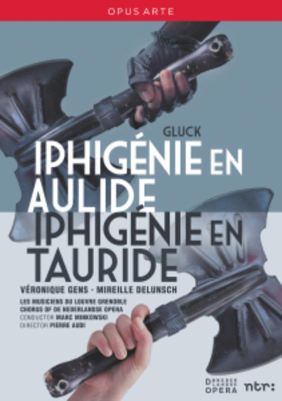 IPHIGENIE EN AULIDE &.. .. IPHIGENIE EN TAURIDE C.W. GLUCK, DVDNL