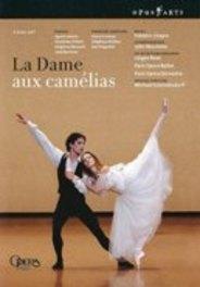 LA DAME AUX CAM,LIAS, CHOPIN, FREDERIC, SCHMIDTSDORFF, M. NTSC/ALL REGIONS // PARIS OPERA BALLET/SCHMIDTSDORFF DVD, F. CHOPIN, DVDNL
