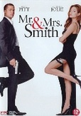 Mr & mrs smith, (DVD)