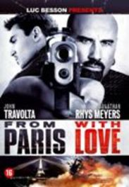 From Paris With Love (DVD)