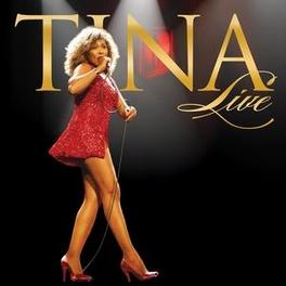 TINA LIVE! CD DVD Audio CD, TINA TURNER, DVDNL