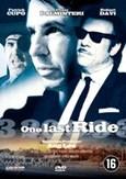 One last ride, (DVD) PAL/REGION 2 W/ROBERT DAVI/CHAZZ PALMIERI/PATRICK CUPO