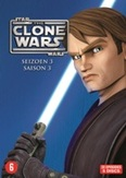 Star wars clone wars - Seizoen 3, (DVD) PAL/REGION 2 // BILINGUAL