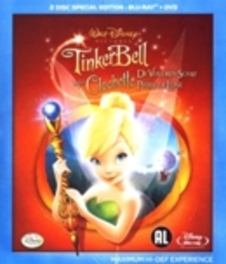 Tinkerbell - De verloren schat, (Blu-Ray) BILINGUAL // COMBO PACK INCL.DVD ANIMATION, BLURAY