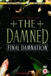 FINAL DAMNATION DVD, DAMNED, DVDNL
