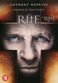 Rite, (DVD) PAL/REGION 2-BILINGUAL/ W/ANTHONY HOPKINS, ALICE BRAGA MOVIE, DVDNL