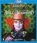 Alice in wonderland, (Blu-Ray) CAST: JOHNNY DEPP