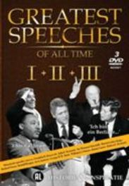 Greatest Speeches of All Time 1-3