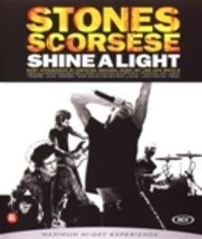Stones Scorsese Shine A Light (Blu-ray)