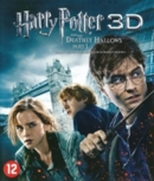 Harry Potter 7 - And the deathly hallows part 1 (2D+3D), (Blu-Ray) BILINGUAL // 'AND THE DEATHLY HOLLOWS PART 1' MOVIE, BLURAY
