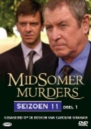 Midsomer Murders - Seizoen 11, deel 1 (4DVD)