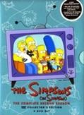 Simpsons - Seizoen 2, (DVD)