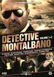 Detective Montalbano - Seizoen 1 & 2 (4DVD)