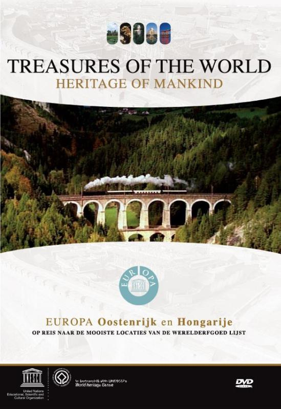 Treasures Of The World - Oostenrijk En Hongarije