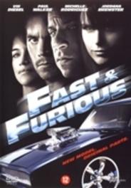 Fast & furious (2009), (DVD) CAST: VIN DIESEL, PAUL WALKER, MICHELLE RODRIGUEZ MOVIE, DVDNL