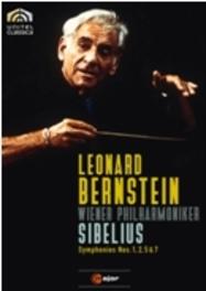 Leonard Bernstein - Symphonies Nos 1,2,5 & 7