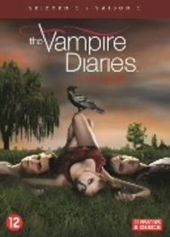 Vampire diaries - Seizoen 1, (DVD) PAL/REGION 2-BILINGUAL TV SERIES, DVDNL