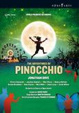 THE ADVENTURES OF PINOCCHIO, DOVE, JONATHAN, PARRY, D. NTSC/ALL REGIONS// OPERA NORTH/PARRY