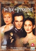 Age of innocence, (DVD)