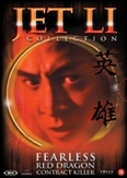 Jet Li collection, (DVD)