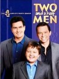 Two and a half men - Seizoen 4, (DVD) BILINGUAL /CAST: CHARLIE SHEEN Lorre, Chuck, DVD