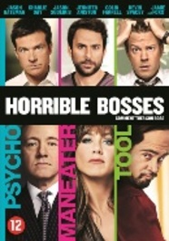 Horrible bosses, (DVD) PAL//REGION 2-BILINGUAL / W/ JASON BATEMAN, CHARLIE DAY MOVIE, DVDNL