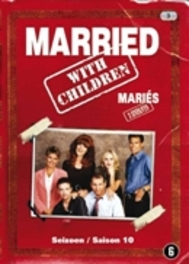 Married with children - Seizoen 10, (DVD) BILINGUAL TV SERIES, DVDNL