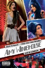 Amy Winehouse – Live (DVD)