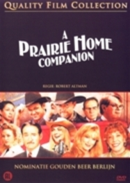 Prairie home companion, (DVD) *QUALITY FILM COLLECTION*/PAL/REGION 2 MOVIE, DVDNL