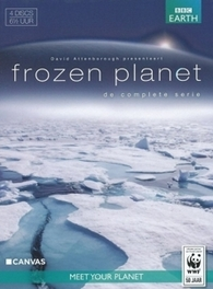 BBC Earth - Frozen Planet (4DVD)