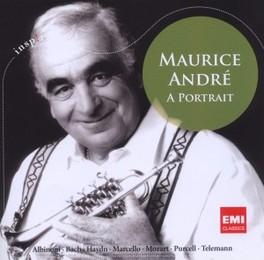 A PORTRAIT HAYDN/TELEMANN/ALBINONI/MARCELLO/LPO MAURICE ANDRE, CD