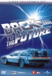 Back To The Future 1 t/m 3 (4 DVD-Box)