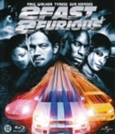 2 fast 2 furious, (Blu-Ray) BILINGUAL /CAST: PAUL WALKER, EVA MENDES, TYRESE GIBSON MOVIE, BLURAY