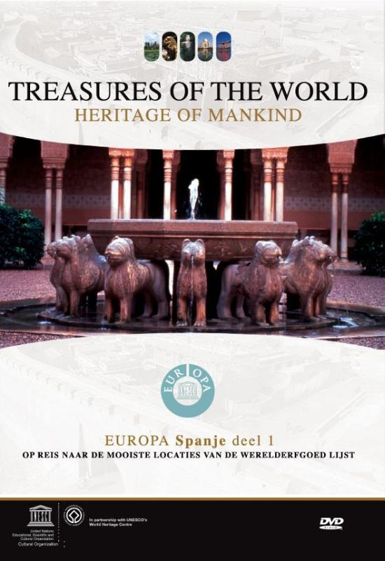 Treasures Of The World - Spanje (deel 1)