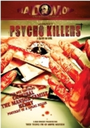 Psycho killers 1, (DVD) HORROR DELIGHT // 3 MOVIES MOVIE, DVD