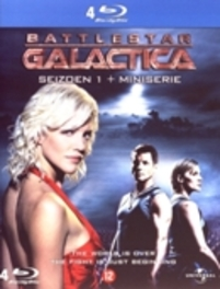Battlestar galactica - Seizoen 1, (Blu-Ray) BILINGUAL TV SERIES, BLURAY