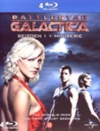Battlestar Galactica - Seizoen 1