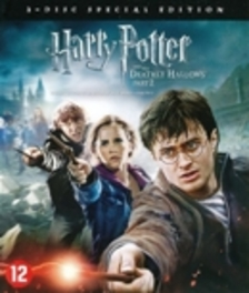 Harry Potter 7 And The Deadly Hallows - Part 2 (2 Blu-ray discs)