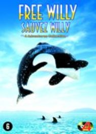 Free Willy 1 t/m 4 (4DVD)