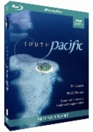 BBC Earth: South Pacific (Blu-ray)
