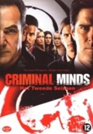 Criminal minds - Seizoen 2, (DVD) CAST: THOMAS GIBSON, SHEMAR MOORE TV SERIES, DVDNL
