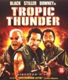 Tropic thunder, (Blu-Ray) MOVIE, Blu-Ray
